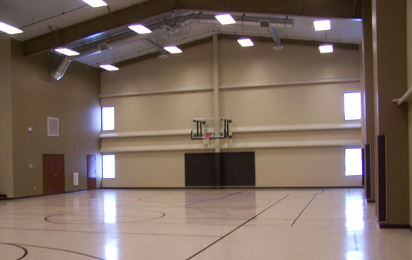 First Covenant Church of Red Wing gym