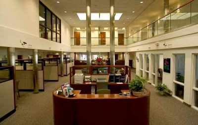 First National Bank of Red Wing Interior