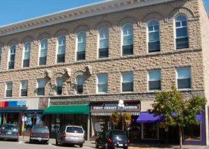 Gladstone Building